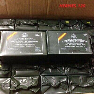10 x RACIONES DE COMBATE / MRE