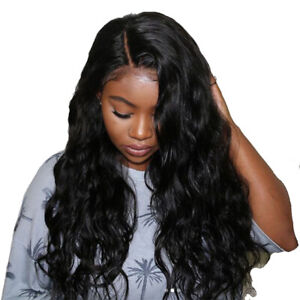 Pre Plucked With Baby Hair Brazilian Body Wave 180% Density