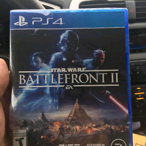 Unopened Star Wars Battlefront 2