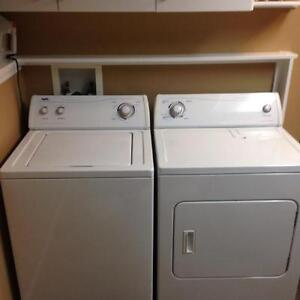 White *INGLIS* Washer & Dryer (FREE Delivery!)