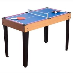 NEW 3 in 1 GAME TABLE