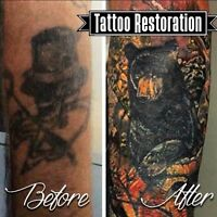 Professional Tattoo Services
