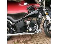 125cc Motorcycle