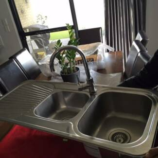 Kitchen Sink and tap Forrestdale Armadale Area Preview
