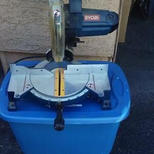 "**Selling Ryobi TS1342 10"" Compound Miter Saw only$100 obo Windsor Region Ontario image 1"