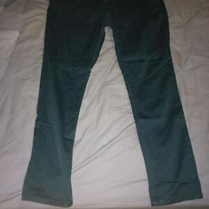 Teal Jeggings