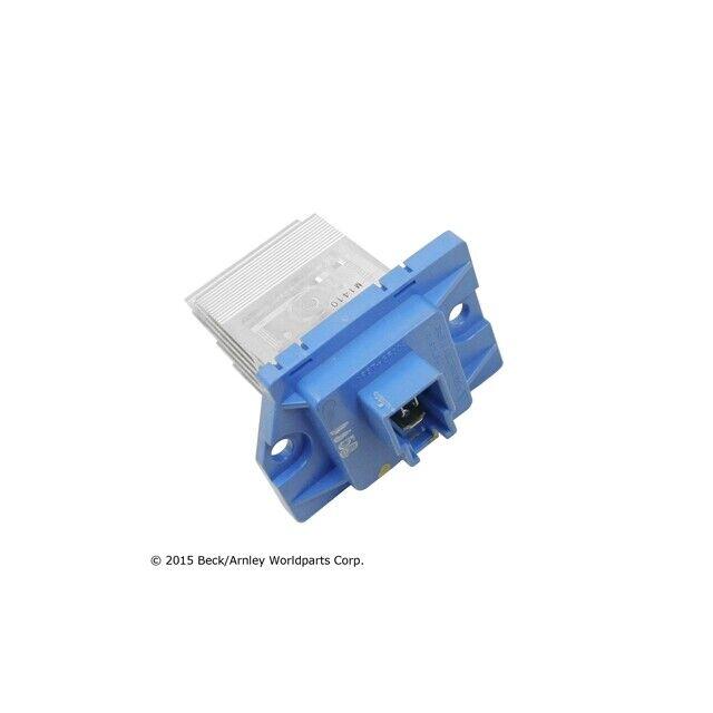 Beck Arnley 204-0011 Blower Motor Resistor