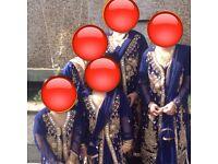 Girls Indian jacket dresses