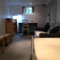 Bachelor furnished - Available September 01