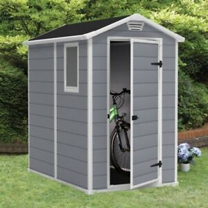 Keeter Shed 4'x6'