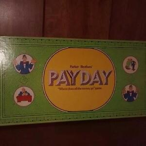 *RESERVED*  Pay Day Game / Jour de paye