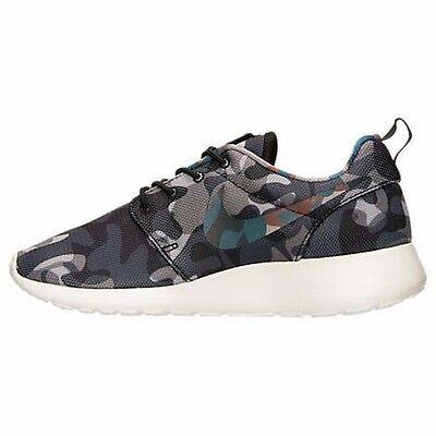 Womens Nike Roshe One Print Running Shoes Trainers UK 4 - 599432 040 EUR 37.5