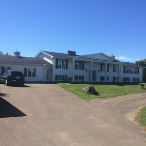 Weekly rental for 2 bedroom unit in the Shediac area