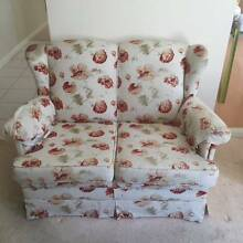 2 seater sofa and wing chair St Ives Ku-ring-gai Area Preview