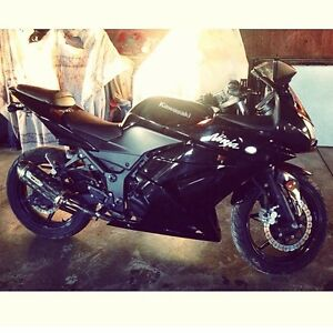 MUST GO! Kawasaki Ninja! lady Driven!