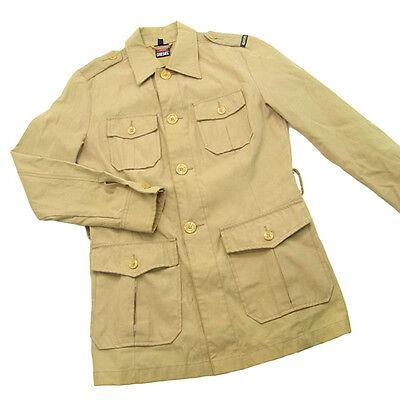 Auth DIESEL jacket unisexused G009