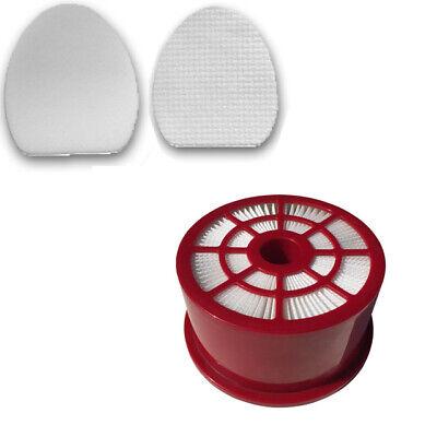 1 Set Foam Felt Hepa Filter For Shark NV400 NV402 NV401 Rotator XFF400 Vacuum  for sale  Chino