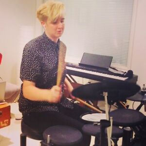 Drum Lessons in Toronto (In-studio or in-home)