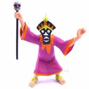 5-039-039-Scooby-Doo-Witch-Doctor-Monster-amp-Wand-Accessory-action-figure-toy-L60800
