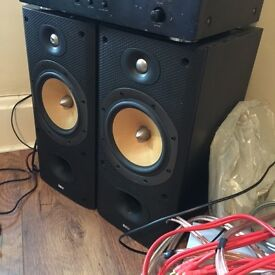 B&W Speakers - DM602 S3