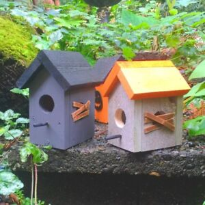 Haunted Bird Houses