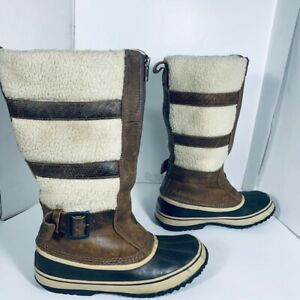 *SOREL - bottes hiver - femme taille 10 US*