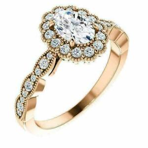 GET THE RING YOU ALWAYS WANTED - MOISSANITE - MORE SPARKLE THEN A DIAMOND