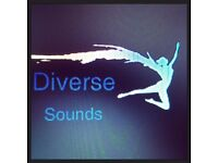 Diverse Sounds Mobile DJ Herts, Beds and Bucks