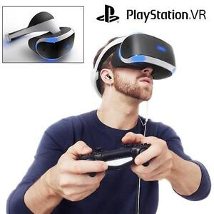 USED PS4 PLAYSTATION VR CORE ED CORE EDITION PLAYSTATION 4 VIRTUAL REALITY VIDEO GAMES 111751346