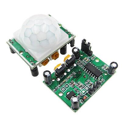 Hc-sr501 Motion Sensor Detector Sr501 Pyroelectric Infrared Pir Sensor Module