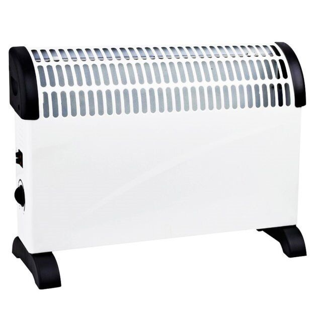 Electric Heater. New. 2000W. Freestanding or wall mounted. No offers.
