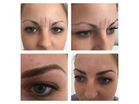 Mobile microblading services all around London