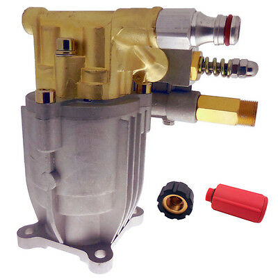 High Pressure Washer Pump For 34 Horizontal Shaft Small Engine 2400-3000psi New