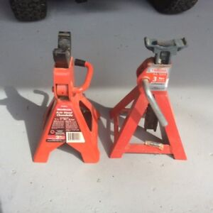 3 TON AXLE STANDS