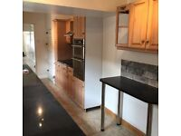 3 Bed Mid-Terrace for Rent, Gas CH, Double Glazed, Recently Painted New carpets , garden parking