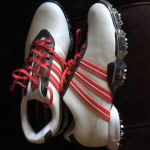 online store a7063 aa15d ADIDAS POWERBAND CHASSIS WOMEN S GOLF SHOES - NEW REDUCED
