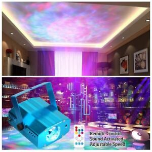 BRAND NEW Water Wave LED DJ Party Lights