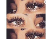 Eyelash extensions- brows- lvl lash lift - spray tan- waxing
