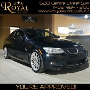 2011 BMW 3 Series 335i xDrive w/ SUNROOF, BT