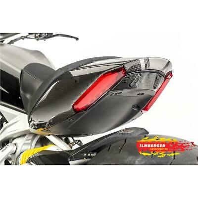Ilmberger GLOSS Carbon Fibre Indicator Side Panels PAIR Ducati XDiavel 2017