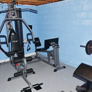 HOME GYM by BODY CRAFT