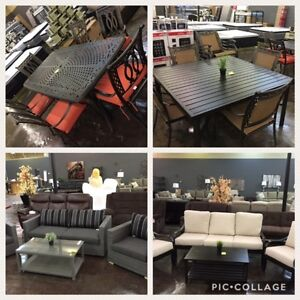 HUGE BLOWOUT OF QUALITY PATIO FURNITURE!!!!!! A REAL DEAL!