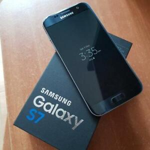 Samsung S7 Like New Unlocked IN Box with all accessories