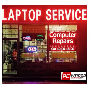 Professional computer laptop repair and laptop parts sales