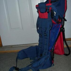 Hiking backpack for child