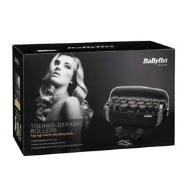 BaByliss Thermo-Ceramic Hair Rollers (Black)