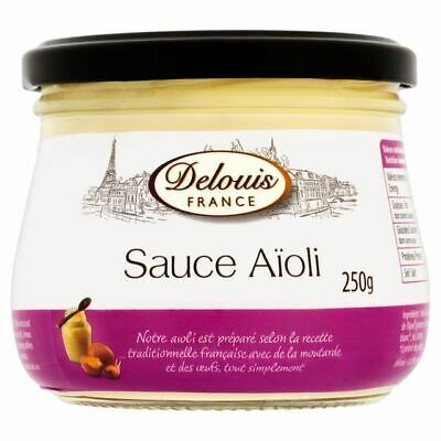 Delouis Fils Aioli Garlic Mayonnaise - 250g