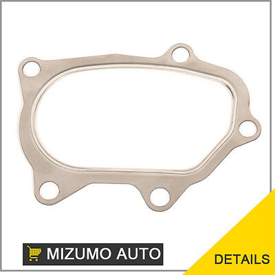 Fits Turbo Gasket SUBARU WRX STi Forester Legacy GT Turbine Outlet to Downpipe