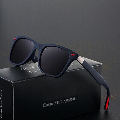 Polarized Sunglasses, Retro HD, UV400 Protection, Sunglasses for Men and Women