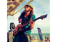 Guitar Player and Producer rock-blues-pop-jazz-funky-dub-reggae-alternative